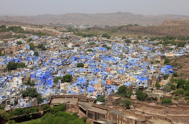Jodhpur - the sixth largest district in India