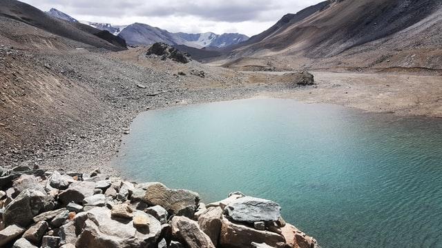 Ladakh range - Mountain ranges in India